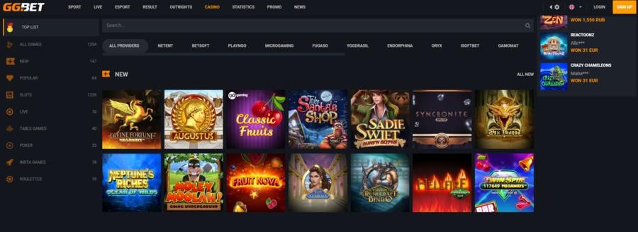 GG,Bet Casino