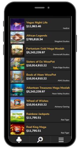 Mobile Casino Jackpot Village