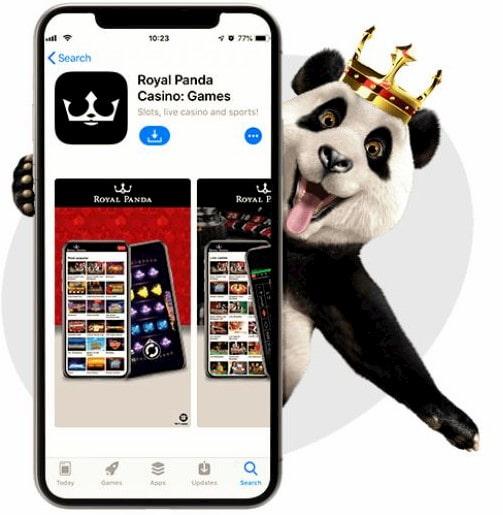 Mobile Casino Royal Panda