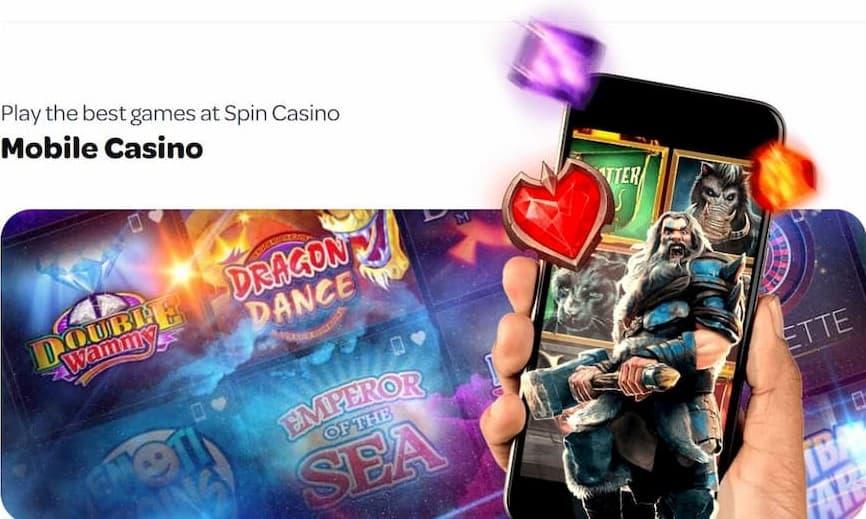 Mobile Casino Spin Casino