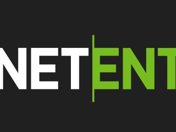Netent logo black