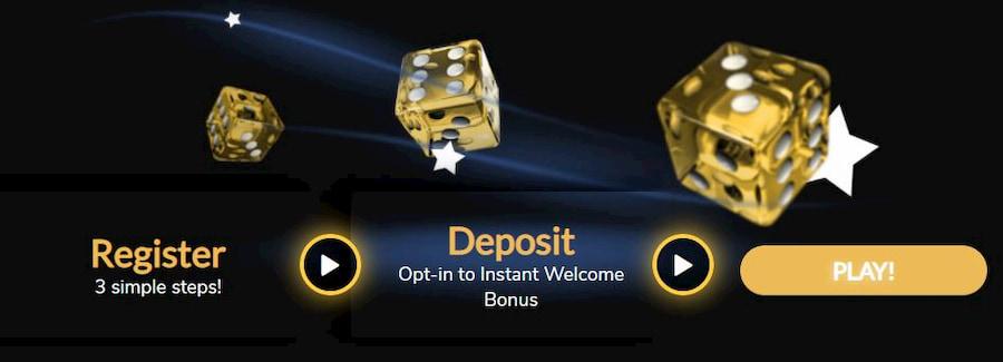 Welcome Bonus Jackpot Village