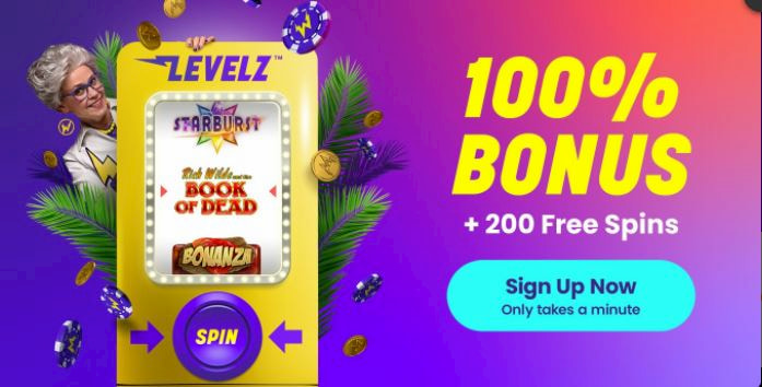 Welcome Bonus Wildz Casino