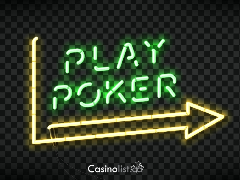 Poker At Online Casinos