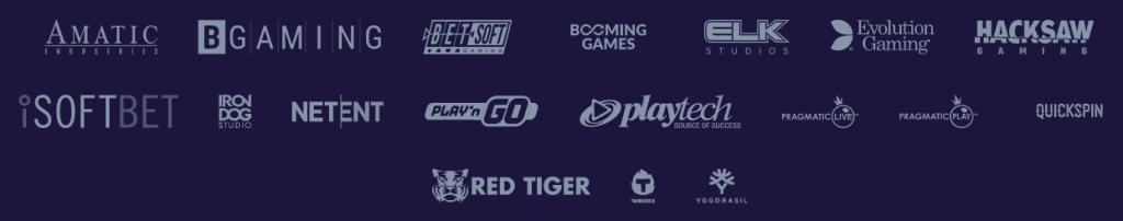 nightrush casino software providers